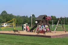 One of two playgrounds - Click to Enlarge
